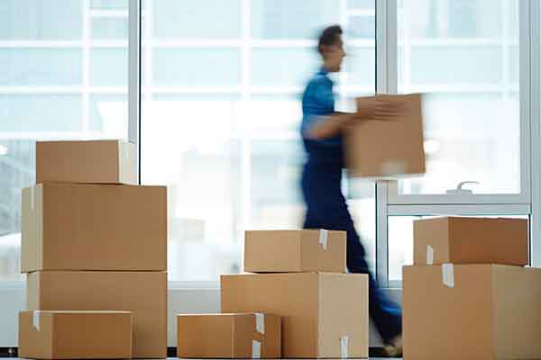 Canary Wharf Office Business Removals & Relocation London