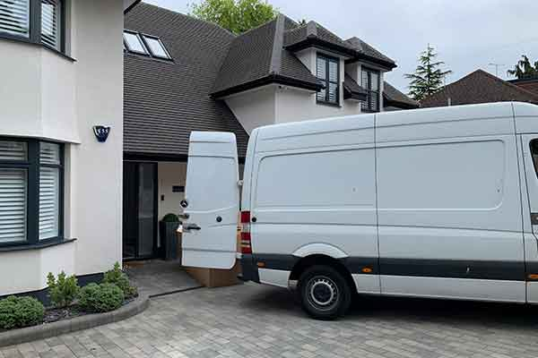 Man Van Crouch End Removals North London