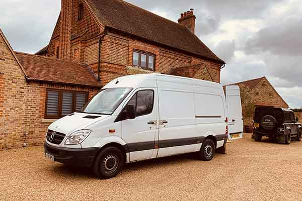 Removals Central London